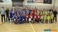 uczestniczki bocheńskiego  turnieju eliminacyjnego do finałów MP w koszykówce kobiet do lat 14.