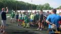 Uczestnicy powiatowego turnieju w mini piłce nożnej