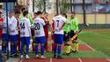 Piłkarze BKS przed meczem ze Skalnikiem