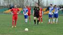 GKS Drwinia pokonał 2-0, po bramkach Kamila Rynducha, Glinik Gorlice.